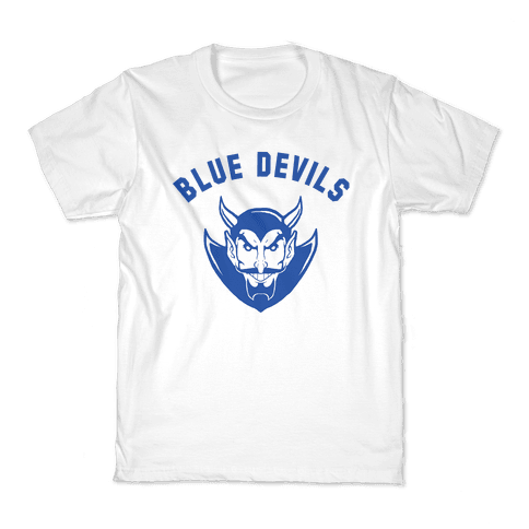 Blue Devils Kids T-Shirt