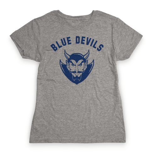 Blue Devils Womens T-Shirt