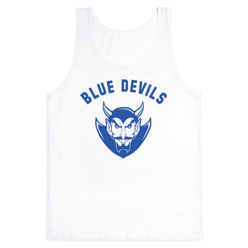 Blue Devils Tank Top