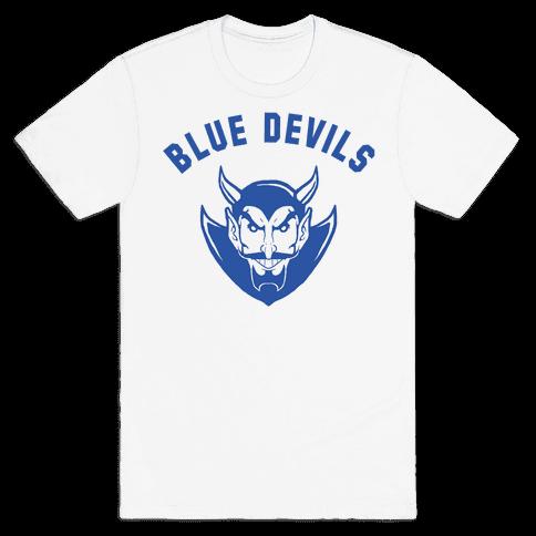 Blue Devils Mens T-Shirt