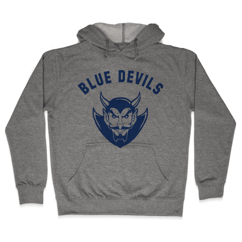Blue Devils Hooded Sweatshirt