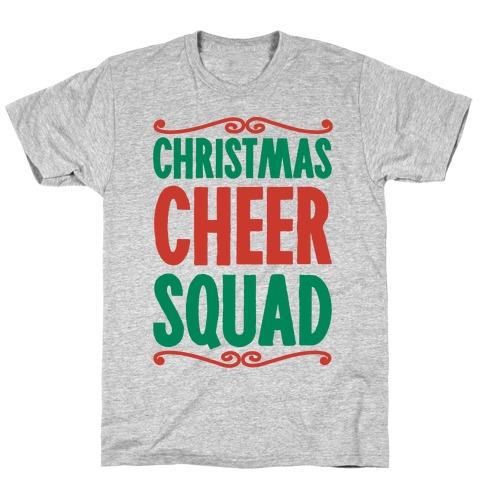 Christmas Cheer Squad T-Shirt