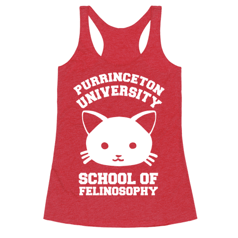 Purrinceton University School Of Felinosophy
