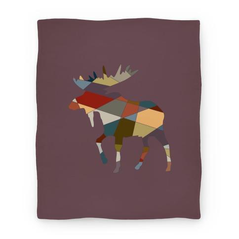 Moose Blanket Blanket
