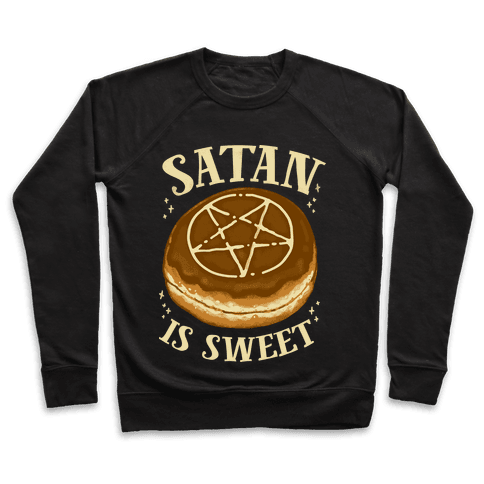 Satan is Sweet Pullover