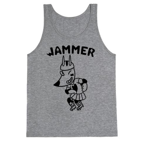 Jammer (Roller Derby) Tank Top