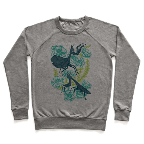 Praying Mantis Pullover