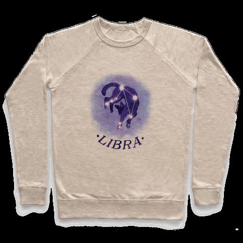 Cat Zodiac: Libra Pullover