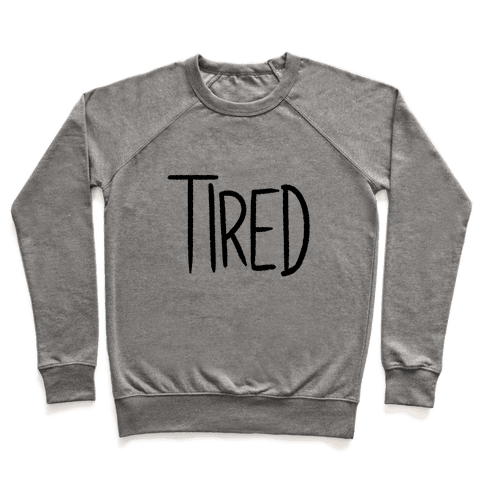 Tired Pullover