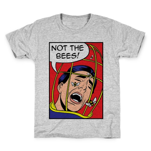 Nicholas Cage: Lichtenstein Edition Kids T-Shirt
