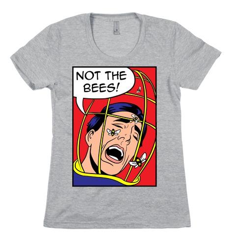 Nicholas Cage: Lichtenstein Edition Womens T-Shirt