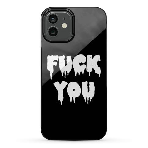 F*** You (Vintage) Phone Case