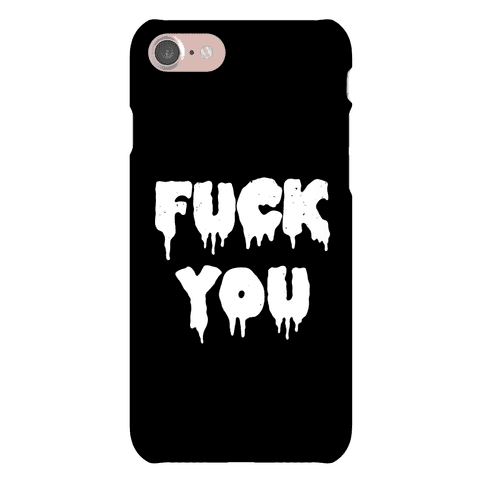 F*** You (Vintage) Phone Case