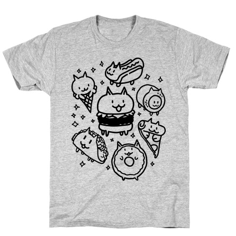 Cat Food Mens/Unisex T-Shirt