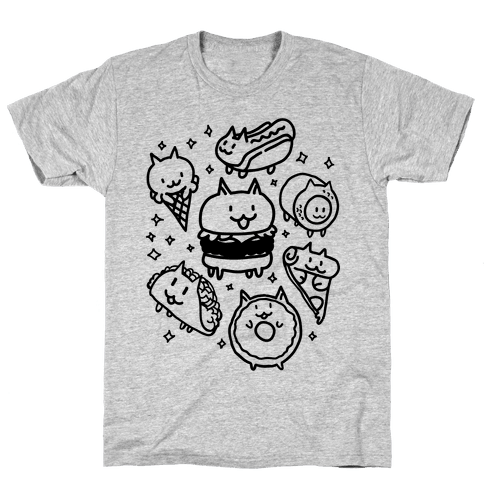 Cat Food Mens T-Shirt