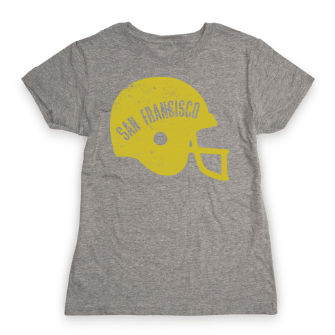 San Francisco Pride (Vintage) Womens T-Shirt