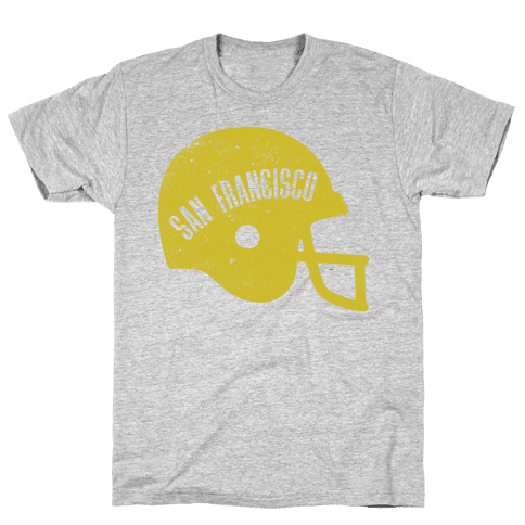 San Francisco Pride (Vintage) Mens T-Shirt