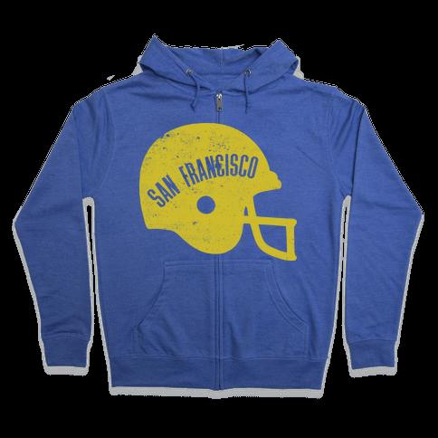 San Francisco Pride (Vintage) Zip Hoodie