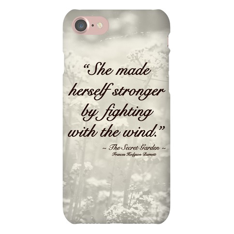 The Secret Garden Phone Case