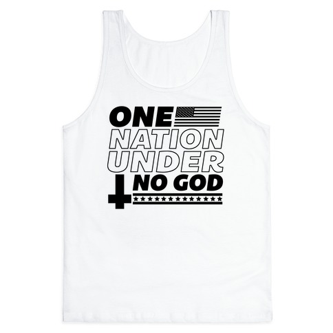 Ungodly Nation Tank Top