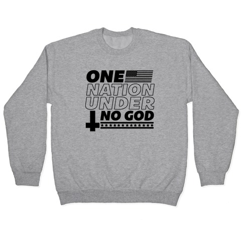 Ungodly Nation Pullover