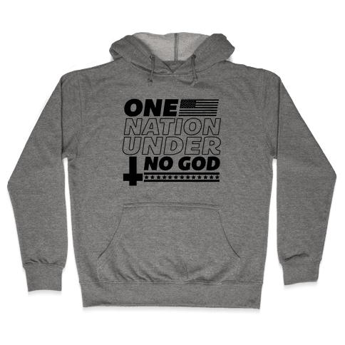 Ungodly Nation Hooded Sweatshirt