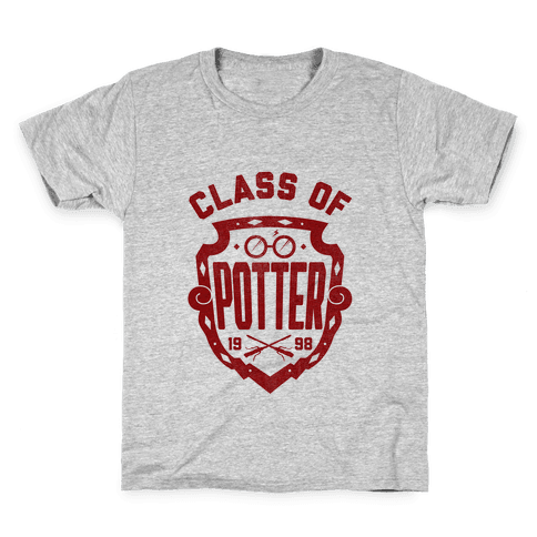 Class of Potter Kids T-Shirt