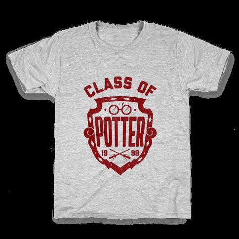 Class of Potter Kids T-Shirt