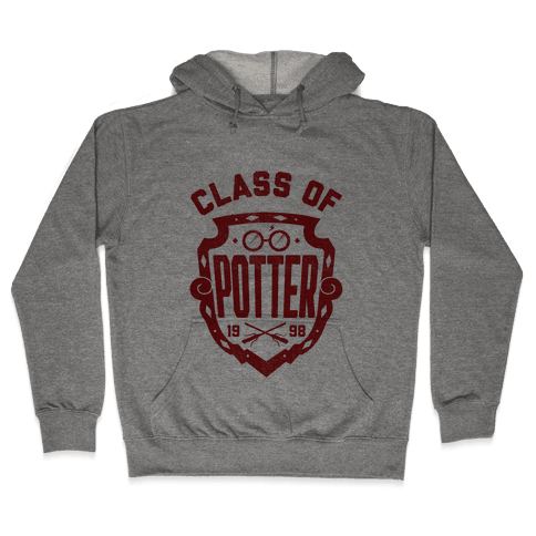Class of Potter Hooded Sweatshirt