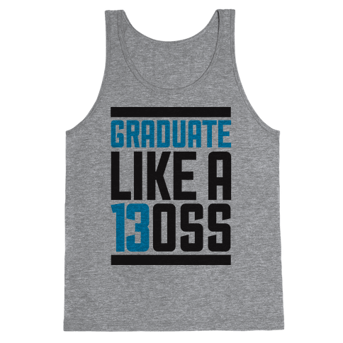 Like a 13oss Tank Top
