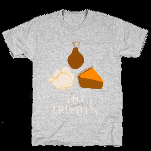 The Thanksgiving Trinity Mens T-Shirt