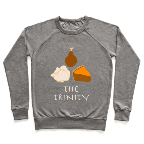 The Thanksgiving Trinity Pullover