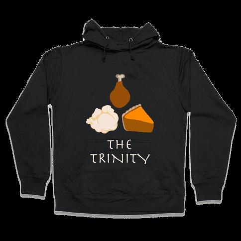 The Thanksgiving Trinity Hooded Sweatshirt