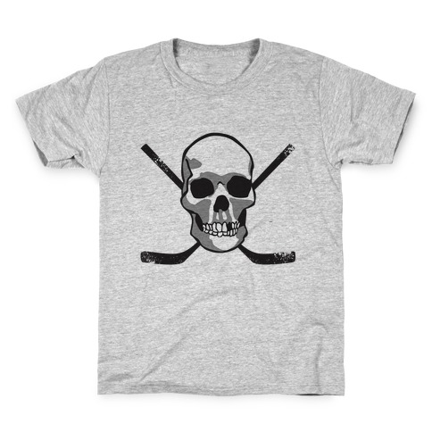 Hockey Skull Kids T-Shirt
