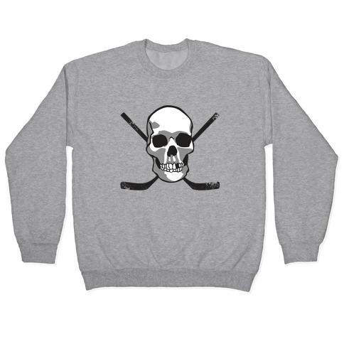 Hockey Skull Pullover