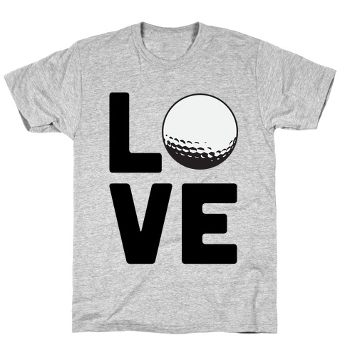 Love Golf T-Shirt