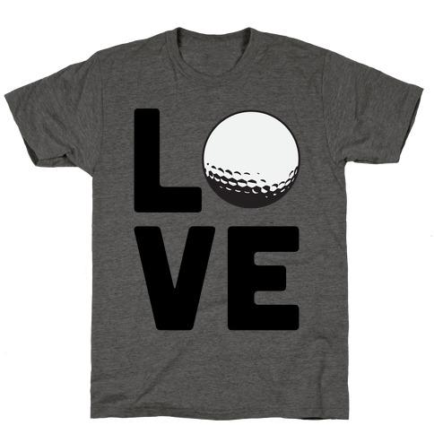 Love Golf T-Shirt