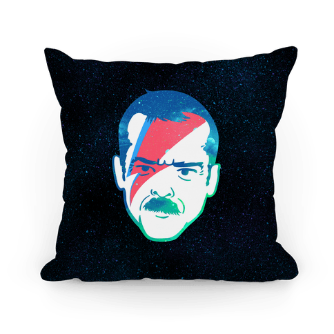 Ziggy Hadfield Pillow