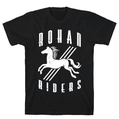 Rohan Riders Mens T-Shirt
