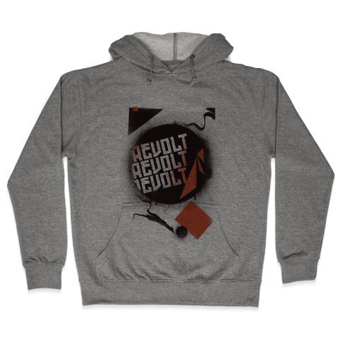 Revolt! Hooded Sweatshirt