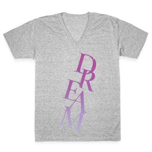 Dream V-Neck Tee Shirt