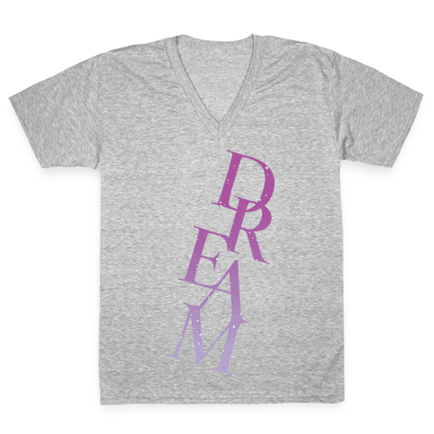 Dream V-Neck Tee Shirt