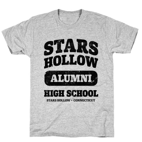 Stars Hollow High School Alumni T-Shirt