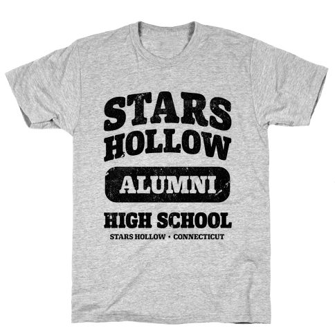 Stars Hollow High School Alumni Mens T-Shirt