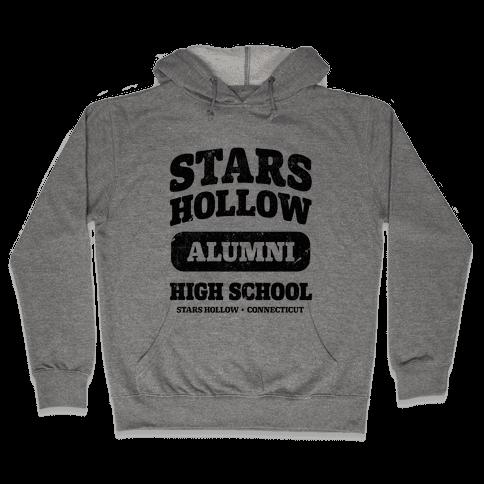 Stars Hollow High School Alumni Hooded Sweatshirt