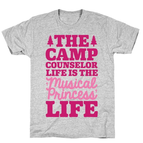 Camping Princess T-Shirt
