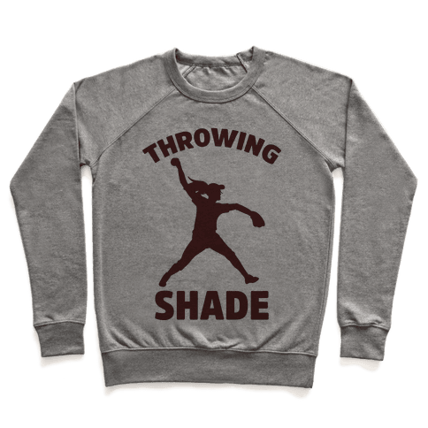 Throwing Shade (Softball) Pullover