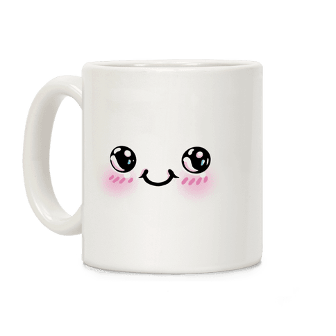 Kawaii Coffee Mug Coffee Mug