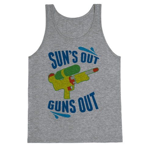 Suns Out, Guns Out Tank Top