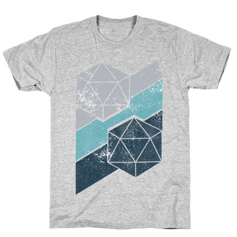 Winter Icosahedron T-Shirt